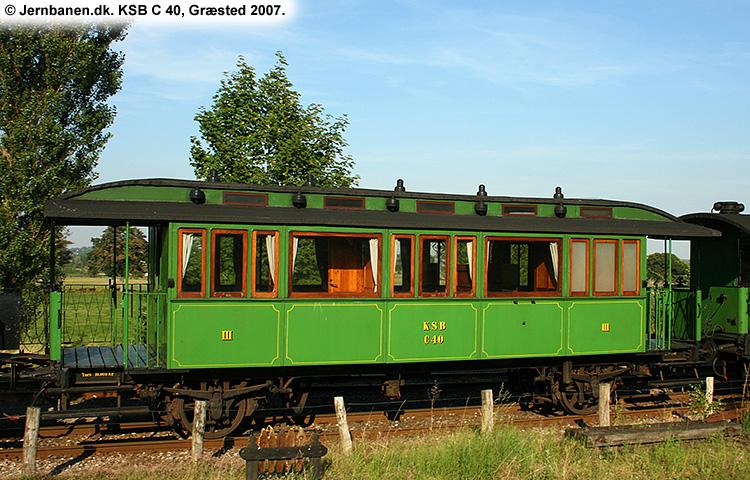 KSB C 40