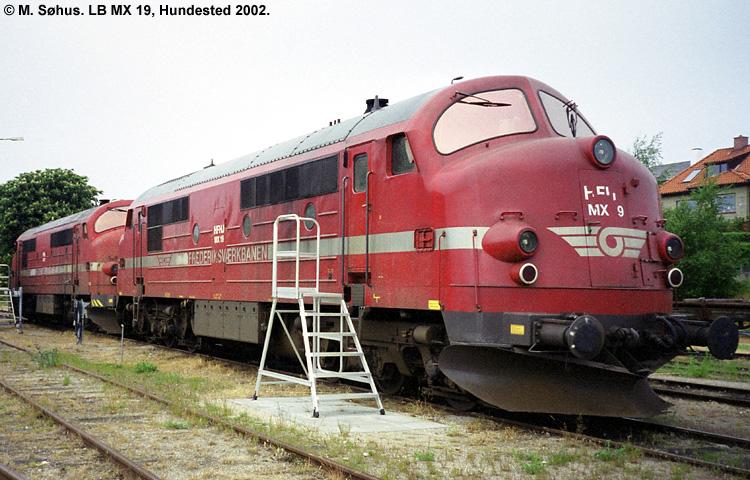LB MX 19