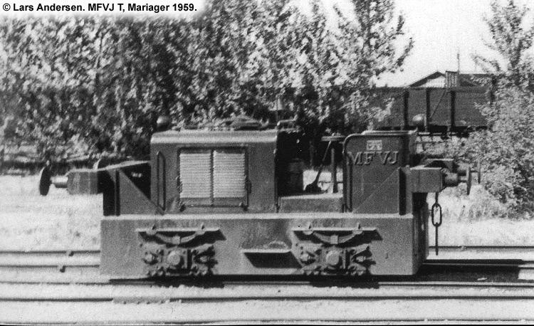 MFVJ T  1959