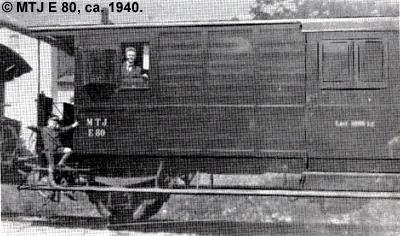 MTJ E 80