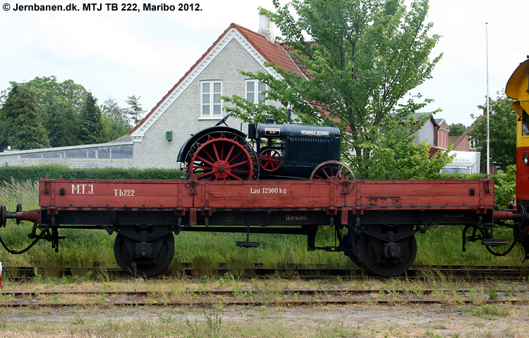MTJ TB 222