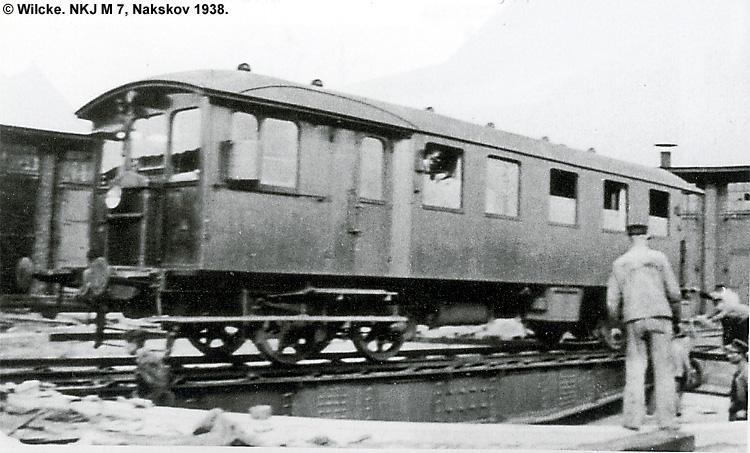 NKJ M 7