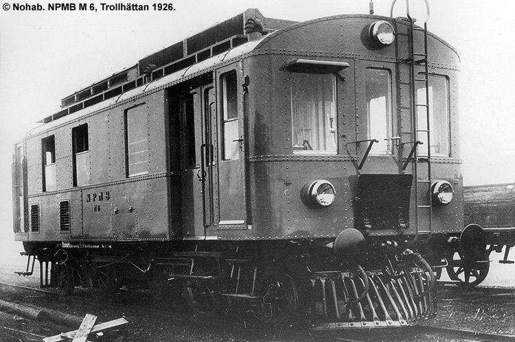 NPMB M6 1