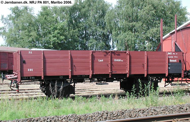 NRJ PA 801