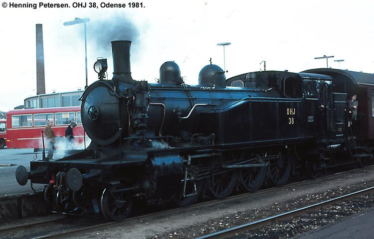 OHJ 38