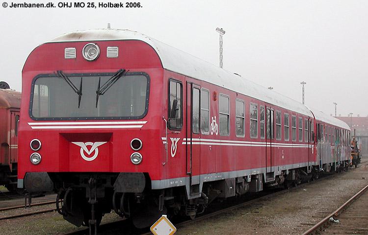 OHJ MO 25
