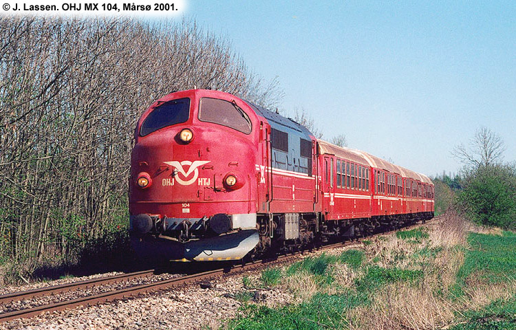 OHJ MX 104