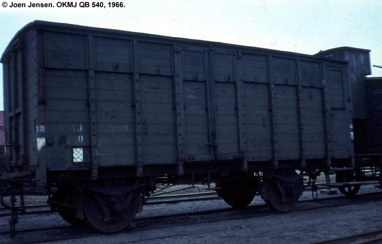 OKMJ QB 540