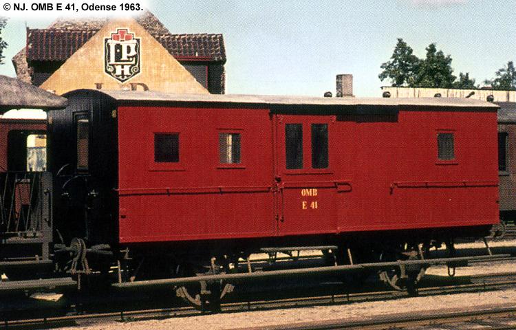 OMB E 41