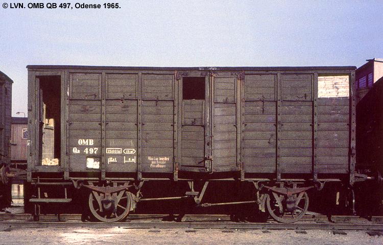 OMB QB 497
