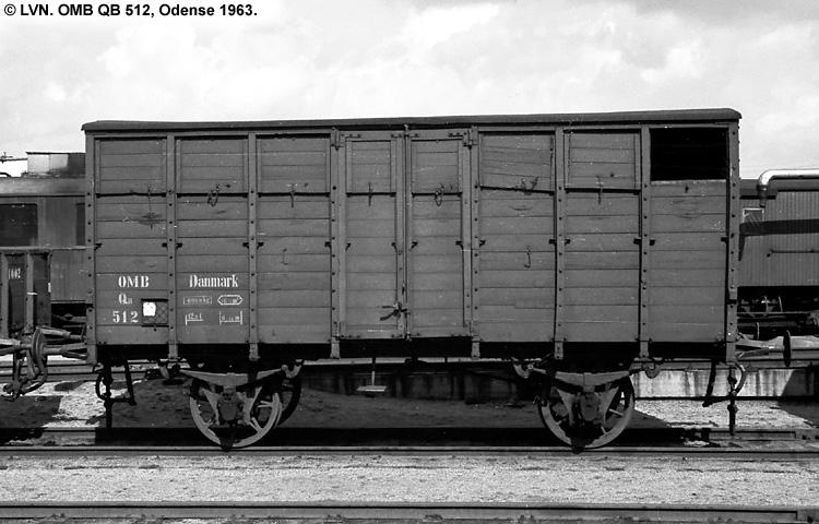OMB QB 512
