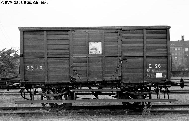 ØSJS E 26