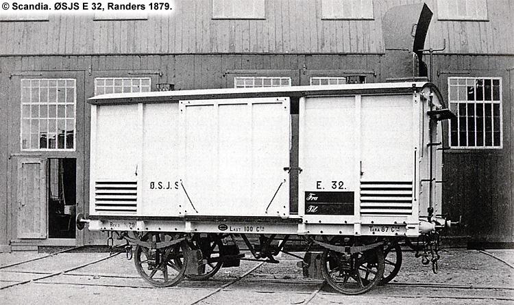 ØSJS E 32