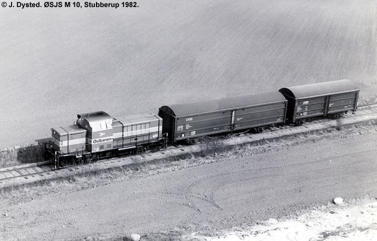 ØSJS M 10