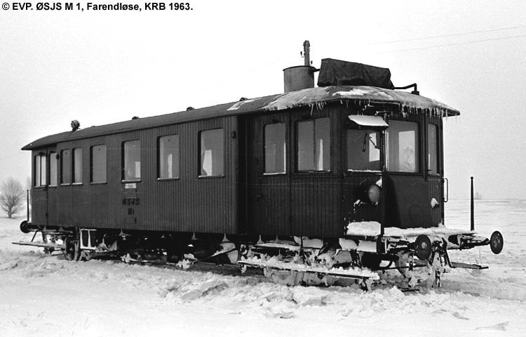 ØSJS M 1