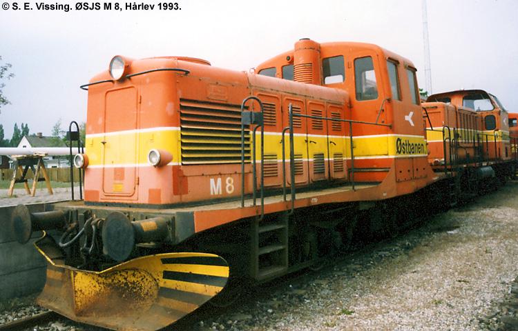 ØSJS M 8