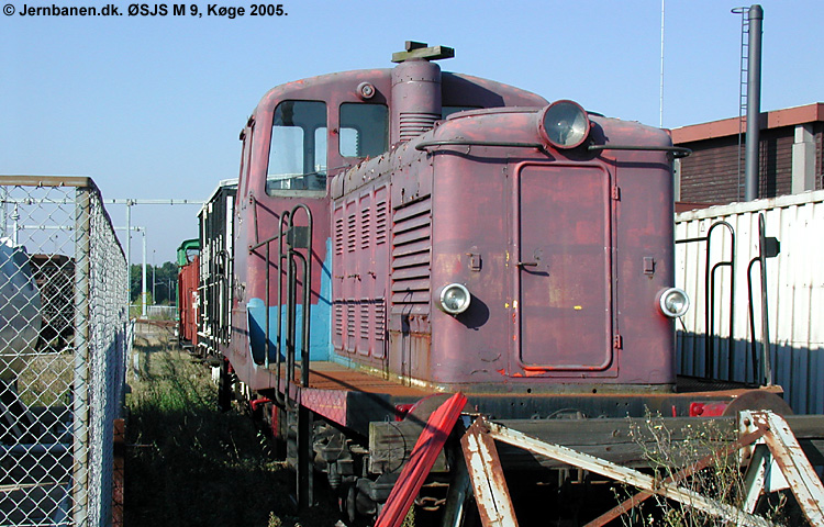 ØSJS M 9