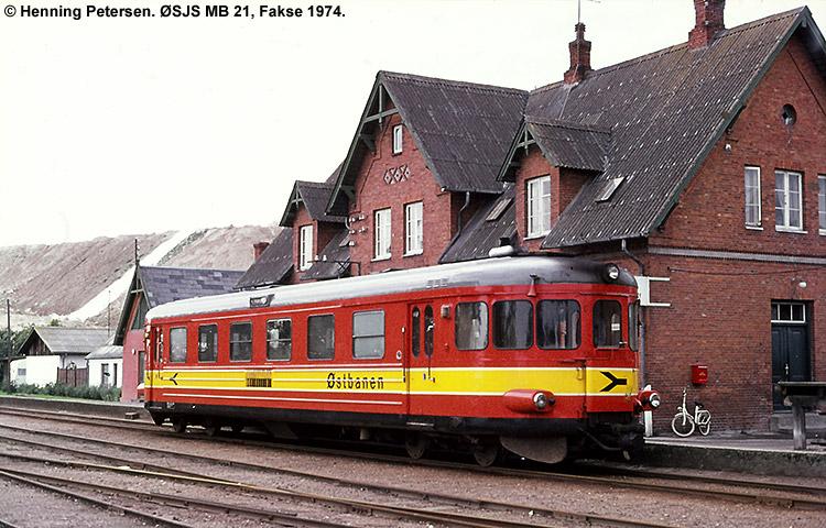ØSJS MB 21