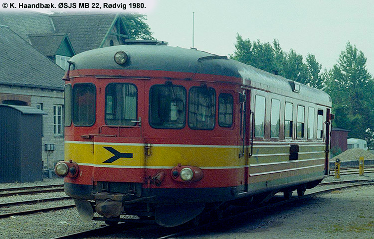 ØSJS MB 22