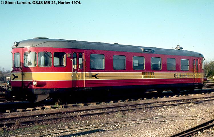 ØSJS MB 23