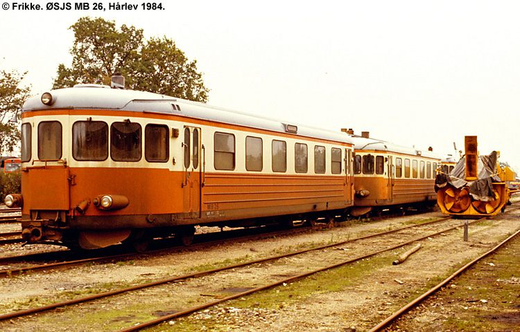 ØSJS MB 26