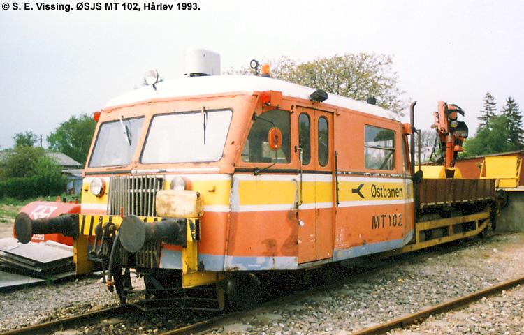 ØSJS MT 102