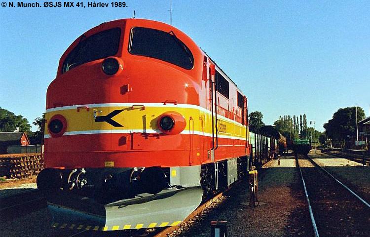 ØSJS MX 41