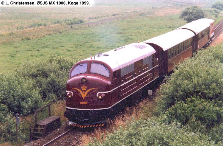 ØSJS MX 43