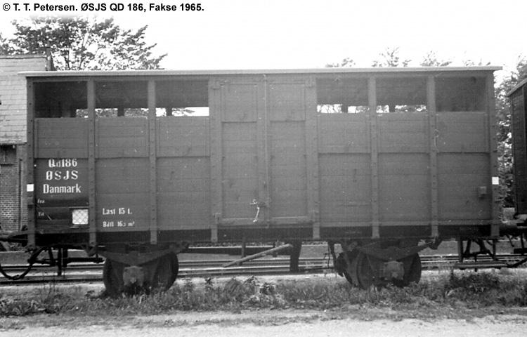 ØSJS QD 186