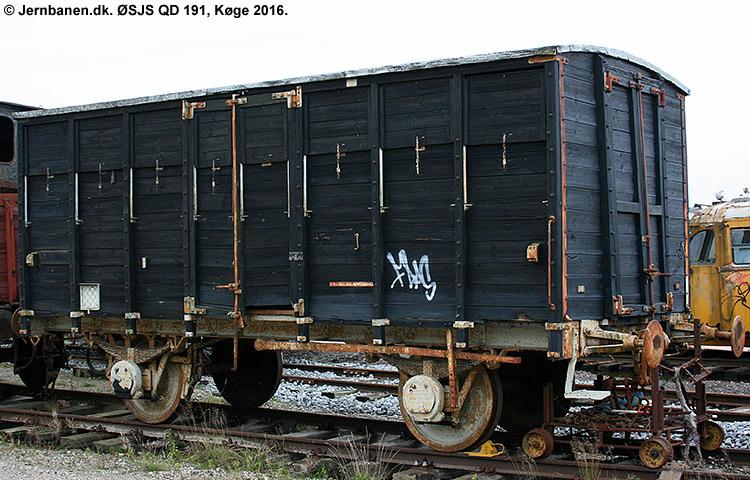 ØSJS QD 191