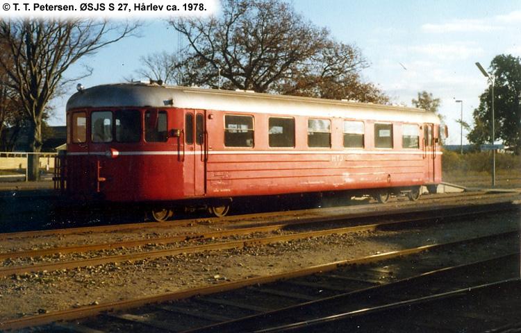 ØSJS S 27