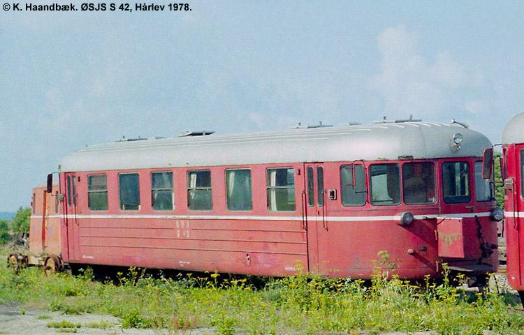 ØSJS S 42