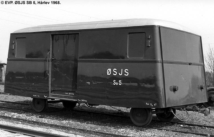 ØSJS SB 5