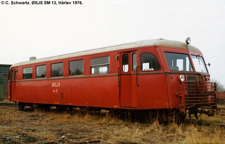 ØSJS SM 13