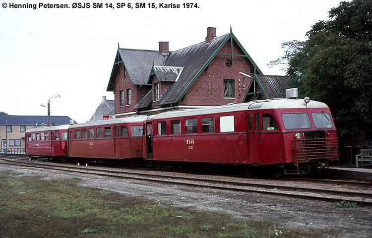 ØSJS SM 14