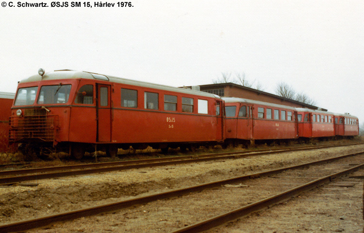 ØSJS SM 15