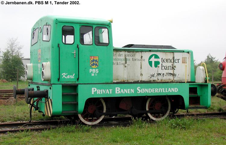 PBS M 1
