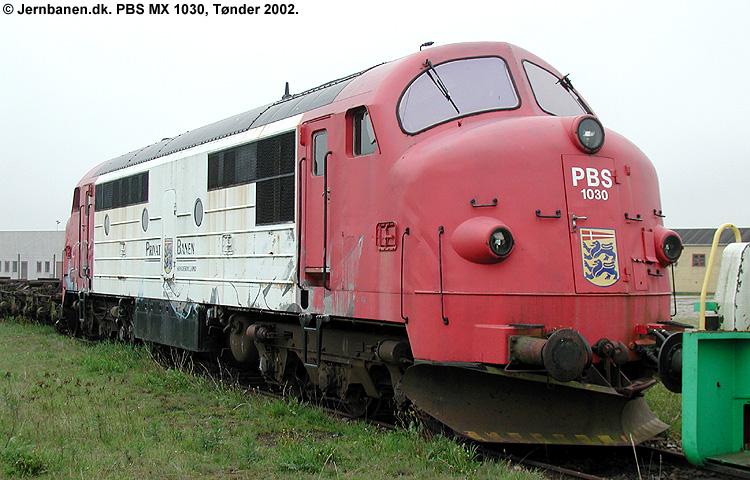 PBS MX 1030