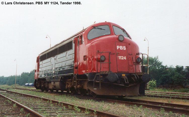 PBS MY 1124