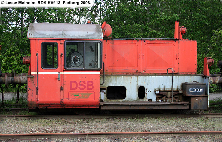 RDK Traktor 13