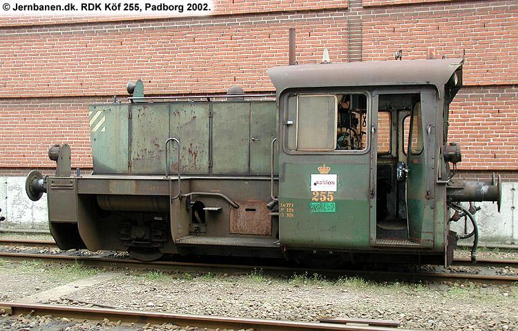 RDK Kof 255