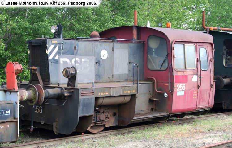 RDK Kof 256