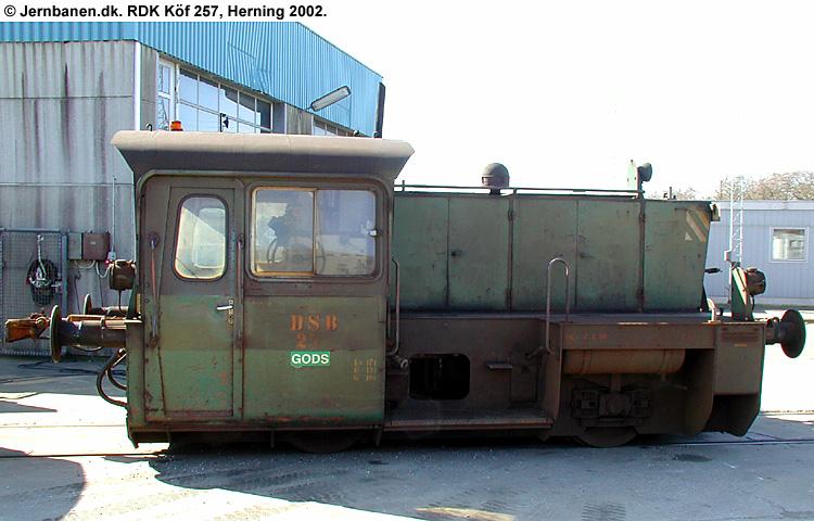 RDK Kof257