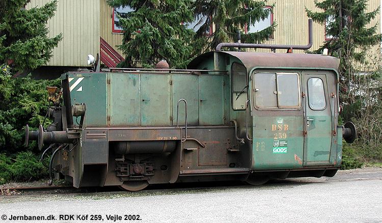RDK Traktor 259