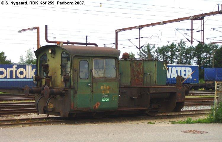 RDK Kof 259