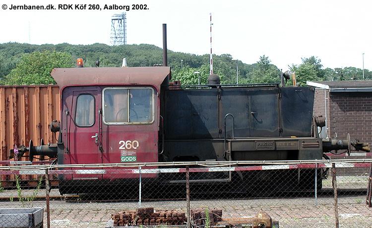 RDK Kof 260