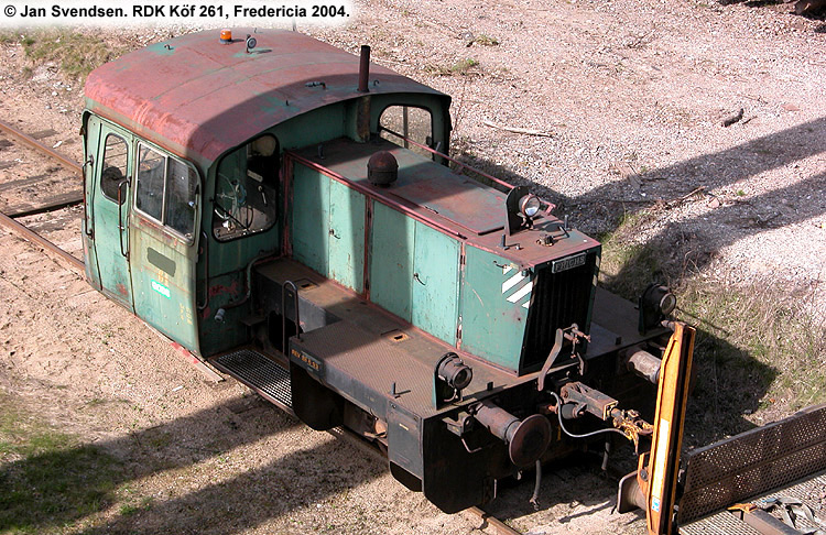RDK Kof 261