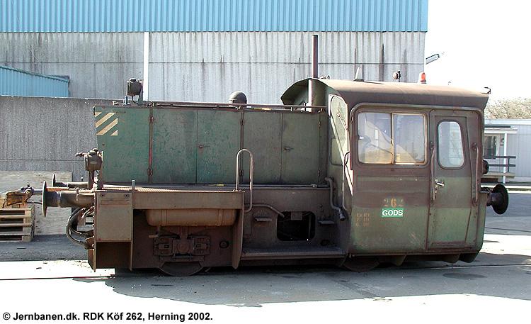 RDK Kof 262