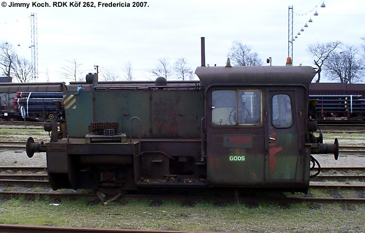 RDK Kof262