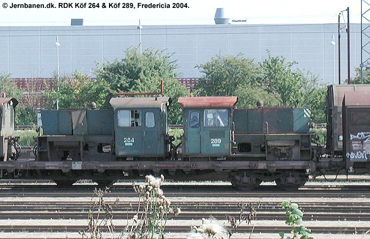 RDK Traktor 264